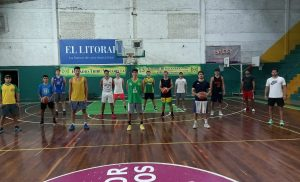Club x club: Alma Juniors, Regatas (SF) y Rivadavia Juniors B